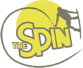 LOGO THESPIN 121x100
